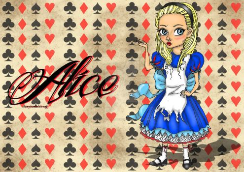 Alice by Emily-Peacock