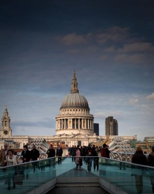 St. Paul's by mellow-d