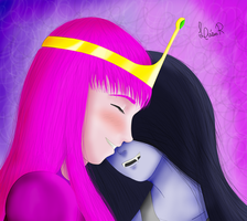 Bubbline by louiewth