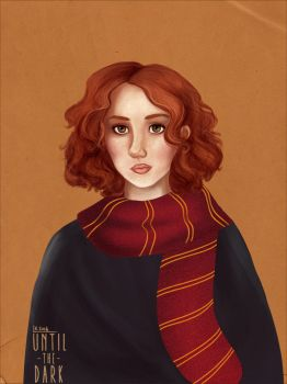 Rose Weasley by Until-The-Dark