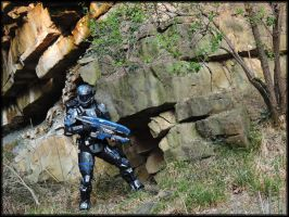 ODST Costume by FredProps