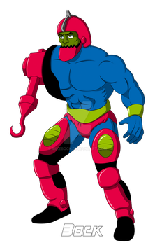 Trap jaw by MikeBock
