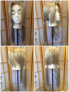 Tsunade wig from Naruto by taiyowigs
