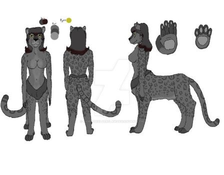 RoofShadow reference sheet by sabbathsilverclaw