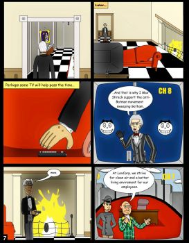 Alfred's Knight Page 7 by clinteast