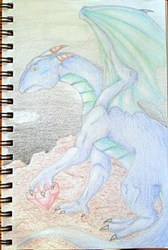 Dragon by Lizzle1
