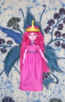 Bubblegum Princess Inspired BJD 1: 6 scale by LilliamSlasher