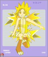 :: Zapdos :: by vinnick