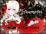 Traumerei-RPG Horror Titlescreen by Veynn
