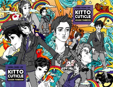 Kitto Cuticle ARASHI DOUJINSHI by bombayeh