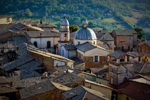 Roofs Of Orvieto by CitizenFresh