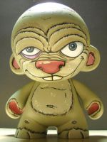 Sanchito 7' munny by anthonyDeVito
