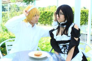 Kaichou wa maid-sama by Dark----ookami