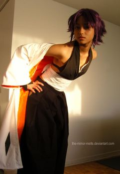 Captain Yoruichi preview by the-mirror-melts