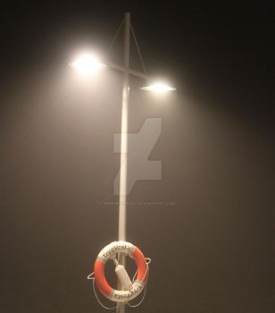 Lights in the fog... by Windsfantasy