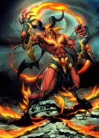Ifrit by GENZOMAN