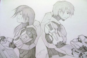 Halo: Another Mission Together by Mang0l0v3r