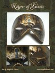 Keeper of Secrets Mask by Angelic-Artisan