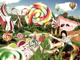Candy Land by y0rri