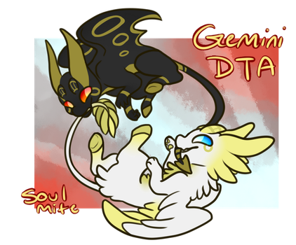 Soul Mite DTA - Gemini | CLOSED by KilaTheKitty