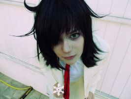 Kuroki tomoko watamote cosplay by Thamerda