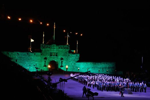 Edinburgh Military Tattoo 5 by wildplaces