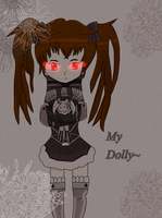 Contest - My Dolly~ by Kawaii-Nekochara