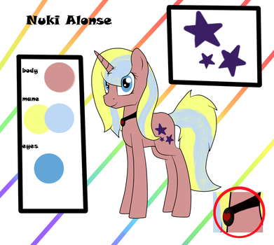 My new reference by NukiARTS