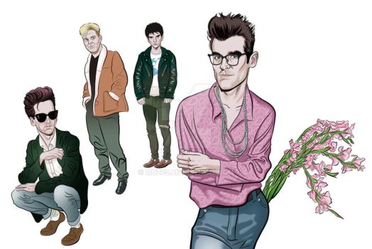 The Smiths by moz65