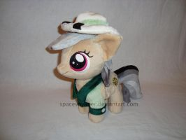 Daring Do filly by PlanetPlush