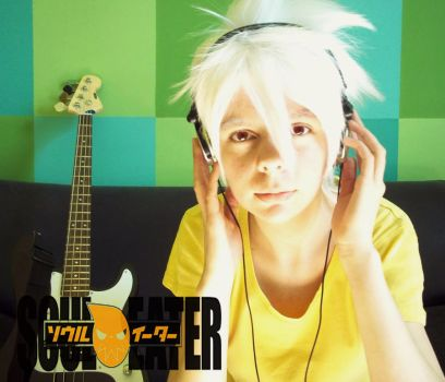 Soul eater  Soul feel the beat by kaiko-one