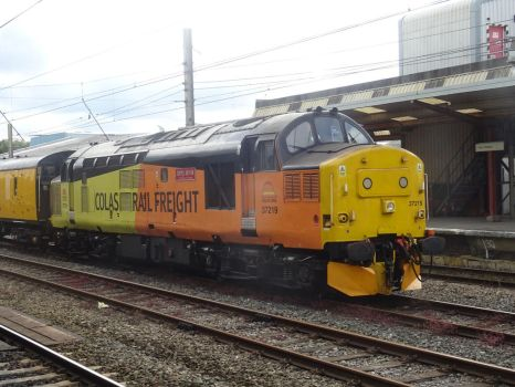 Colas 37 219 at Preston by BoomSonic514