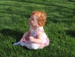 Aubry at Easter by dreamsforcali