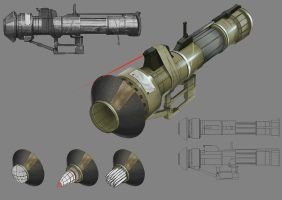 Rocketlauncher Concept Complete by htkpeh