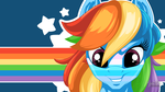 Be the Rainbow 16:9 by mysticalpha