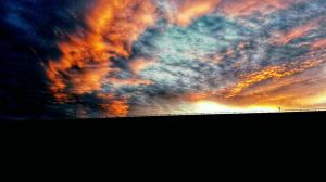 Nature of Skies  by khanf