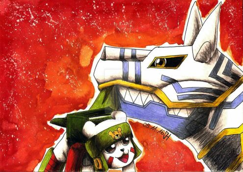 #kendogarurumon | Explore kendogarurumon on DeviantArt
