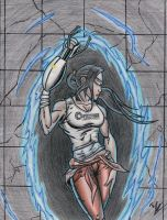 Chell (Portal 2) by Twinkie5000