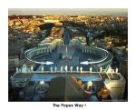 The Popes Way by swandiave