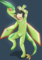 Flygon Suit TF
