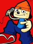 PaRappa the Rapper by theEyZmaster
