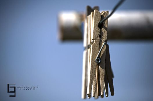 Clothes peg by Askgard