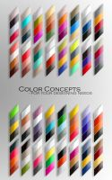 Color Coordinations For Design by GoGoGodzirra