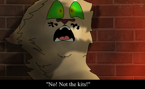 Not the Kits! BloodClan Rising Activity Check by KinzelRoxArt