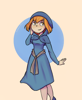 New Dress~ by ForeverMuffin