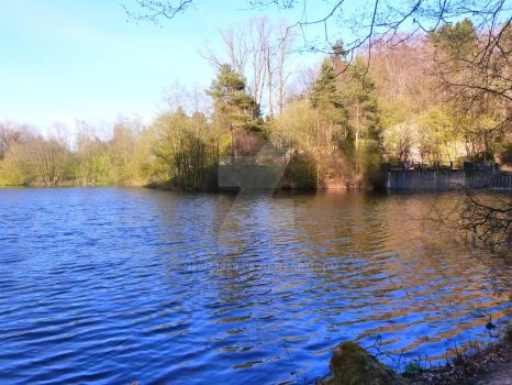 Hasselbachstausee 03 by Nelia1989