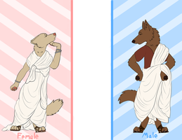 Roman Outfits by leafclan99