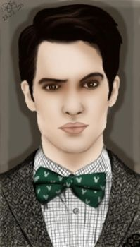 Brendon Urie - Panic At The Disco by KaleidoscopeEyes97
