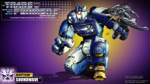 Neo Soundwave Collab by GeneralSoundwave