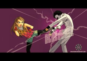 Fight by Kaisel